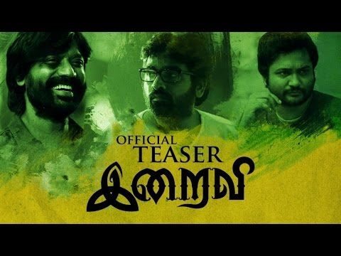 SJ Surya, Vijay Sethupathi, Simha in 'Iraivi' – Official Teaser