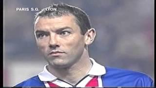 PSG 3-0 Lyon (30ème Journée de Division 1 1997-1998)
