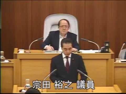 2019年第3回川崎市議会の代表質問(動画)