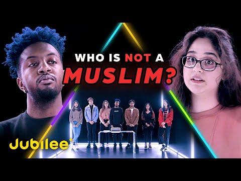 6 Muslims vs 1 Secret Non-Muslim | Odd Man Out