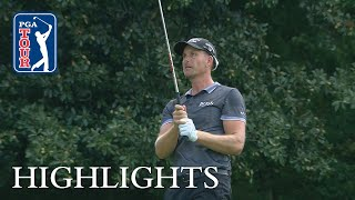 Henrik Stenson's Round 2 highlights from Wyndham 2018 by PGA TOUR