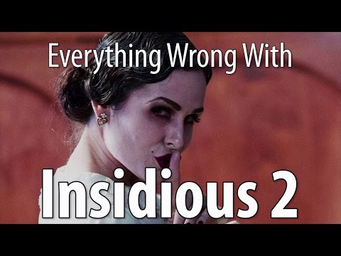 Everything Wrong With Insidious Chapter 2 In 16 Minutes Or Less