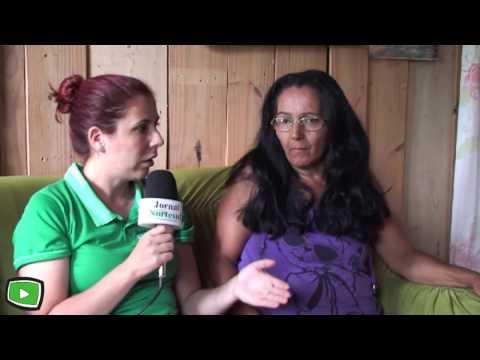Mãe busca cura para cegueira de sua filha em Mampituba RS