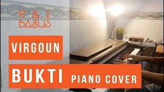 Video Virgoun - Bukti Piano Cover MP3, 3GP, MP4, WEBM, AVI, FLV Maret 2019