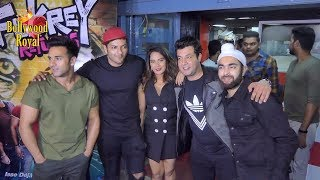 Richa Chadda, Pulkit Samrat, Ali Fazal & Others at Promotion of the film 'Fukrey Returns'