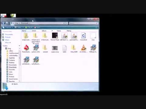 varuns tutorial - Java Programming Tutorial - 3 - Downloading Eclipse - YouTube For Query Please go to http://igotjava.blogspot.com.