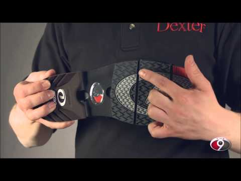 Dexter SST The 9 Bowling Shoe demonstration by Bowlerstore com