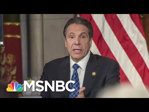 Chris Hayes On The Latest Allegations In Cuomo Firestorm | All In | MSNBC
