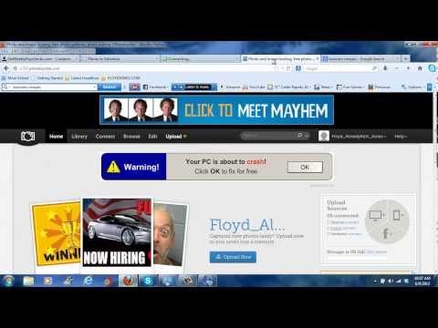 Image ad creation for Craigslist