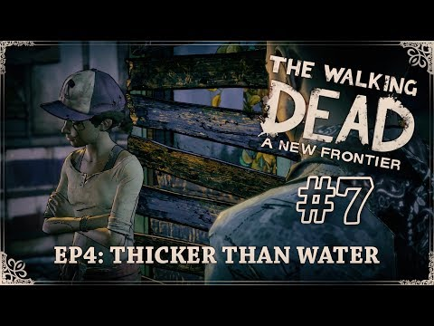 TWD: A New Frontier │ Thicker Than Water [#7] Clem nám dospívá