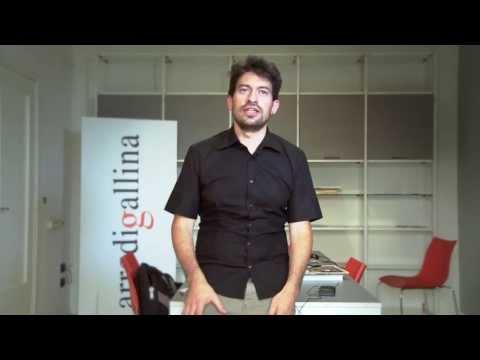 Video i sei architetti si raccontano primo ciclo for Arredi gallina