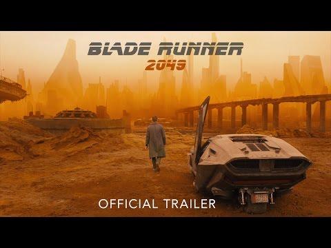 Blade Runner 2049 - Official Trailer - Starring Ryan Gosling & Harrison Ford - In Cinemas October 5