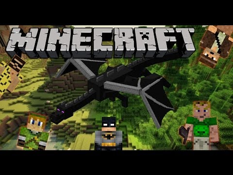 MINECRAFT DRAGON ESCAPE # 11 - Das ist wie Quake «» Let's Play Minecraft | HD