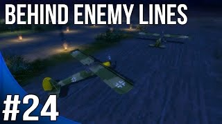 This is Part 24 of my Gameplay Walkthrough for Men of War Red Tide. This is the Mansteins Big Guns Campaign mission called Behind Enemy Lines. Men of War Red...
