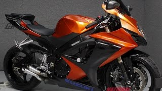 8. 2007 Suzuki GSXR1000 - National Powersports Distributors