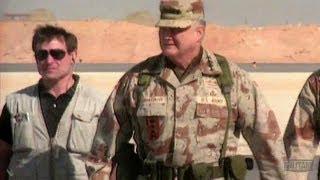 Gulf War - Beginning of Ground Campaign