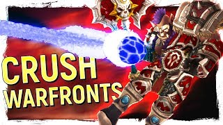 The Battle for Azeroth FULL Guide to Warfronts   DOMINATE Stromgard For Easy Loot