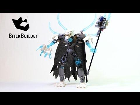 Vidéo LEGO Chima 70212 : CHI Sir Fangar