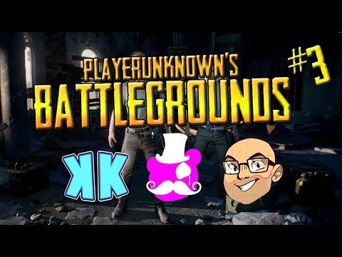 MR. CRUSTERS, KOKO, & BANE | Bondage Party PLAYERUNKNOWN'S BATTLEGROUNDS  Multiplayer Gamplay E3