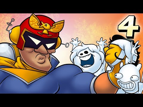 Oney Plays F-Zero X Expansion Kit WITH FRIENDS - EP 4 - We Got a Memer Over Here