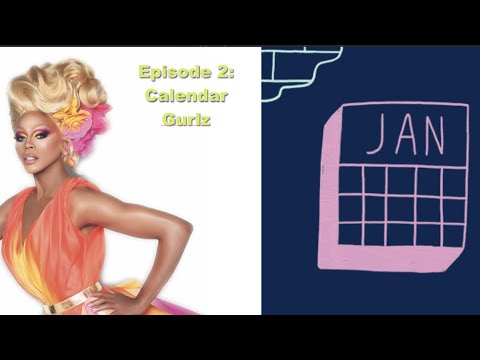 FDR (The Lost Seasons) - Rudemption Season 2: Episode 2 (Calendar Gurlz!)