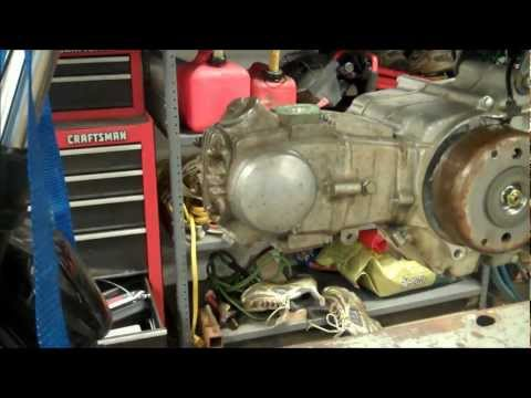 Honda CRF 50 - 88cc Big Bore Kit Install - Part 4 of 4
