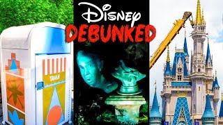 Video Top 7 Disney Myths & Secrets Debunked MP3, 3GP, MP4, WEBM, AVI, FLV September 2019