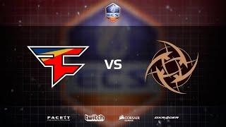 NiP vs FaZe, game 2