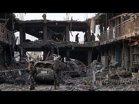 Αφγανιστάν: Πολύνεκρη επίθεση με παγιδευμένο φορτηγό