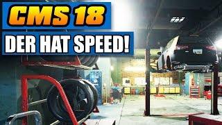 Auto-Werkstatt Simulator 2018 #87 - Der hat Speed! - CMS18 Deutsch