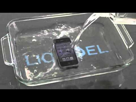 iphone 4g - LIQUIPEL in action! LIQUIPEL is a new revolutionary technology that will protect your electronic device inside and out from liquid damage. For optimal protec...