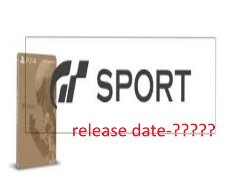 the official playstation uk magazine june 2017  might have just given a release date for GT SPORT