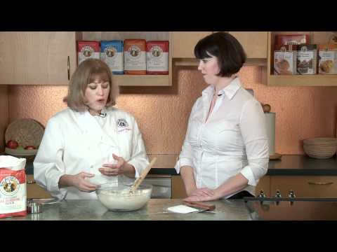 Video - Bread 101 - basic white bread: shaping and baking the loaf | King Arthur Flour