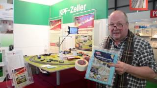 REYNAULDS.COM is excited to share our video coverage of the 2017 Nürnberg toy fair. This year instead of posting a long video featuring many manufacturers we decided to create individual brand-specific videos. This video features an interview with KPF Zellers owner Mr. Zeller showcasing some incredible and inexpensive track cleaning cars.  Cleaning cars are available  in HO, N, Z, TT and G-Gauge. These incredible new cleaning cars will be offered exclusively from Reynaulds.  KPF Zeller products will be posted to our site in the next few weeks.http://www.reynaulds.comDon't forget we offer tours to the toy fair. If you want to travel with us next February to visit this amazing exhibition please contact us at info@reynaulds.com