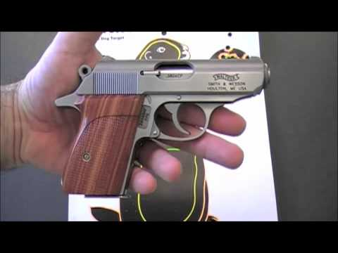 walther - This is a range report and review of what I feel to be one of the most underrated firearms on the market today...the Walther PPK.