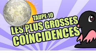 Video TOP 10 des plus grosses Coïncidences MP3, 3GP, MP4, WEBM, AVI, FLV Oktober 2017