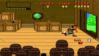 Hey everyone on this episode of Play it Through its the 90's film to game classic Bebe's Kids. This terrible Beat Em Up is one of the worst of all time. Bad hit ...
