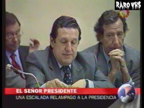 Ramón Puerta Presidente Provisional 2001 Post De la Rua