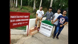 Video Sialkot Pakistan Border Visit 2018 MP3, 3GP, MP4, WEBM, AVI, FLV Januari 2019