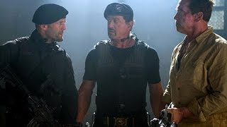 "The Expendables 2: TV Spot  3 - ""They're Back!"""