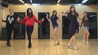EXID - Every Night mirrored Dance Practice