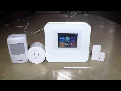 Securifi Almond 3 Smart Home Wi-Fi System Unboxing Review