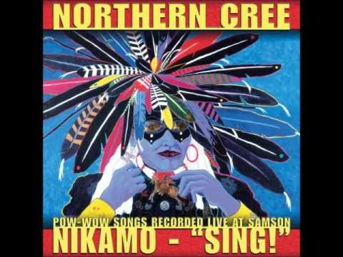 2 - Straight - Northern Cree Singers - Nikamo (Sing!).wmv