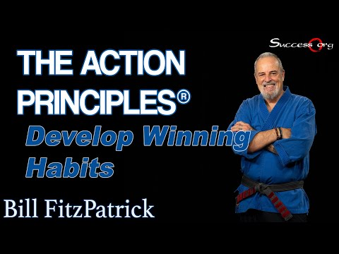 ActionPrinciples - http://Success.org If becoming a success were easy, everyone would do it. It isn't. They don't. As a follower of the Action Principles, you can. ...