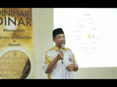 DINIHARI DINAR, P3, UMARAZMON AMIR HASSAN 'WEALTH CREATION THROUGH MU'AMALAT', 19 May 2012