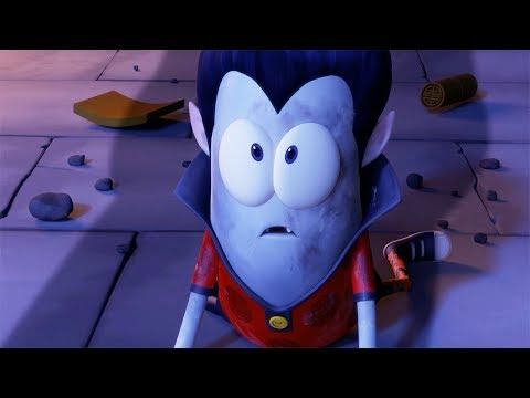 Funny Animated Cartoon | Spookiz | Cula's Got a Stalker | 스푸키즈 | Videos For Kids