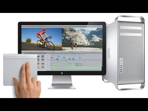 ", title : '12 Core Mac Pro! 27"" Apple LED Cinema Display & Magic Trackpad! August 2010 Update'"