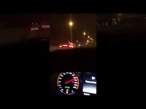 Mercedes-Benz GT S vs lamborghini Hurecan lp610 both stock