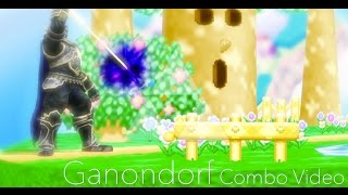 Ganondorf Montage/Combo Video
