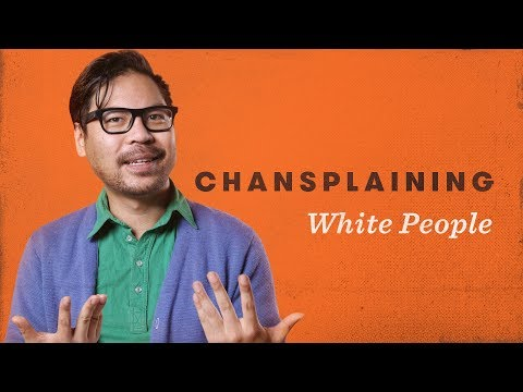 Guess Who's White - Chansplaining